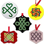 Celtic Knot Ornaments
