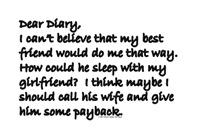 Dear Diary 15