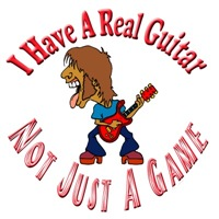 I Have A Real Guitar 2