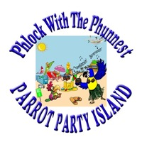 Parrot Party Island