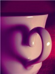 I Heart Coffee First kiss Cat Forsley Designs,