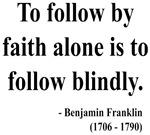 Benjamin Franklin 16