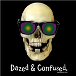 Skull Dazed & Confused Dark