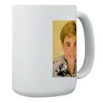 Chad's Mug on a Mug