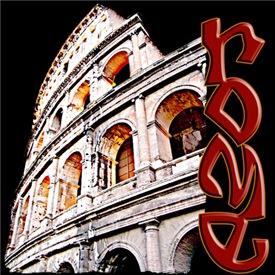 Coliseum Rome T-shirts