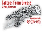 Tattoos From Grease