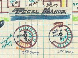 Tegel Manor, Classic D&D Romp