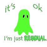 It's Ok I'm Just Residual Green Ghost