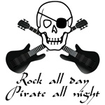 Rock All Day Pirate All Night (Electric Guitars)