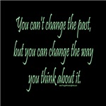 Words of Wisdom - Can't Change the Past