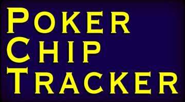 Poker Chip Tracker SLogo