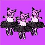 Pigs En Pointe