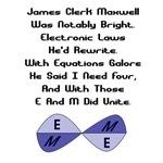 Maxwell's Equations Limerick