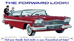 The Forward Look - 1958 Plymouth