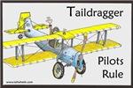Taildragger Pilots Rule