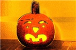 Halloween / Trick-or-Treat Bags / Pumpkin / Gourd