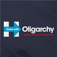 Done With Oligarchy