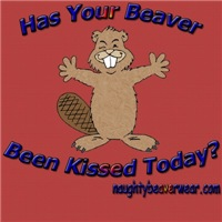 Has Your Beaver Been Kissed