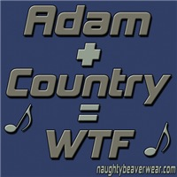 Adam + Country = WTF
