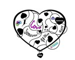 2019 OAA Love Someone who is Rare Purple Heart