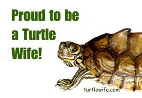 Proud Turtle Wife