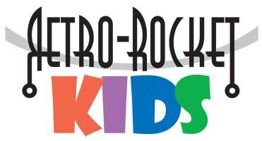 Retro Rocket Kids
