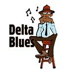 Delta Blues (Harp Player)