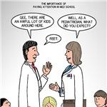 Pediatrician Quandry