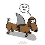Fear Me Wiener Dog