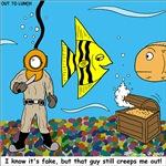 Fish Tank Diver