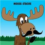 Moose-Stache