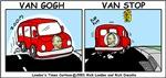 Van Gogh Van Stop