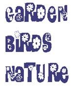 Garden, Flowers, Birds, Nature