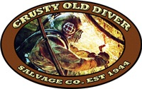 Crusty Old DIver Salvage Co.