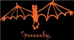 Spooky (orange bat)