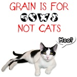 Grain is for Cows