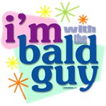 I'm with the bald guy