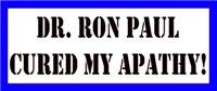 Ron Paul cure-1 Men's Clothing