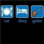 eat sleep guitar 3
