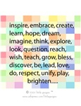 INSPIRE MOSAIC