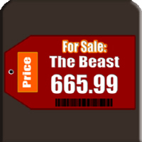 Retail Price of the Beast