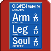 Cheapest Gasoline Prices
