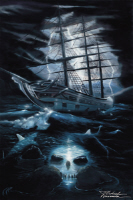 Ghost Ship Artwork