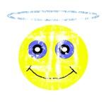 Vintage Angel Smiley