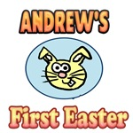 Andrew's First Easter