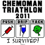 2011 Chemoman Triathlon