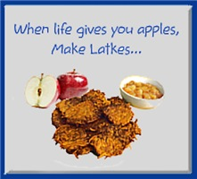 Make Chanukah Latkes