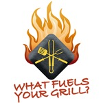 WHAT FUELS YOUR GRILL?