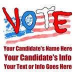 Personalize Your Vote!