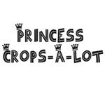 Funky Princess Crops-A-Lot